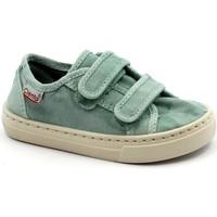 Scarpe Unisex bambino Sneakers basse Cienta CIE-CCC-83777-164-1 Verde