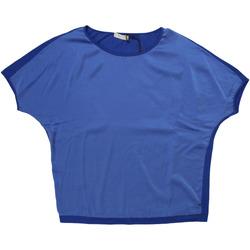 Abbigliamento Donna T-shirt maniche corte Ferrante ATRMPN-27679 Blu