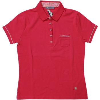 Abbigliamento Donna Polo maniche corte Ferrante ATRMPN-27689 Rosa