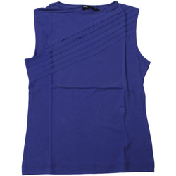 Abbigliamento Donna Top / T-shirt senza maniche Pennyblack ATRMPN-27692 Blu
