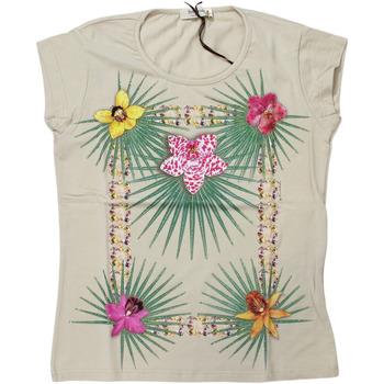 Abbigliamento Uomo Top / T-shirt senza maniche Ferrante ATRMPN-27693 Beige
