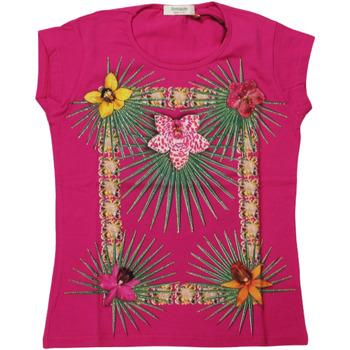 Abbigliamento Donna Top / T-shirt senza maniche Ferrante ATRMPN-27694 Rosa