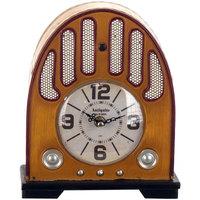 Casa Orologi Signes Grimalt Clock Radio Da Tavolo Beige