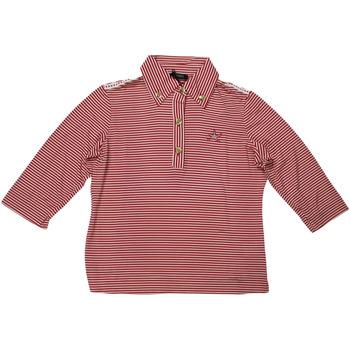 Abbigliamento Donna Polo maniche lunghe Diana Gallesi ATRMPN-27702 Rosso