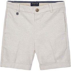 Abbigliamento Unisex bambino Shorts / Bermuda Mayoral ATRMPN-27706 Beige