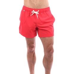 Abbigliamento Uomo Costume / Bermuda da spiaggia Save The Duck DW0500M-REVE1 Shorts Mare Uomo Tomato red Tomato red