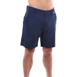 Abbigliamento Uomo Shorts / Bermuda Save The Duck DX0510M-REVE1 Bermuda Uomo Navy blue Navy blue