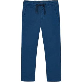 Abbigliamento Unisex bambino Pantaloni da completo Mayoral ATRMPN-27718 Blu