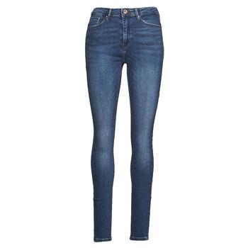 Abbigliamento Donna Jeans slim Only ONLPAOLA Blu / Medium