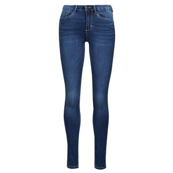 Abbigliamento Donna Jeans slim Only ONLROYAL Blu / Scuro