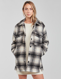 Abbigliamento Donna Giacche / Blazer Only ONLALLISON Nero / Ecru