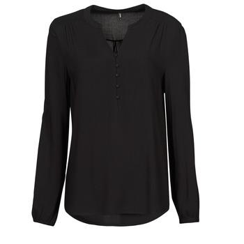 Abbigliamento Donna Top / Blusa Only ONLNEW EDDIE Nero