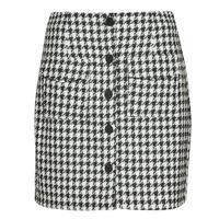 Abbigliamento Donna Gonne Moony Mood PABLEIGES Nero / Bianco