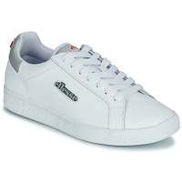 Scarpe Donna Sneakers basse Ellesse CAMPO Bianco / Argento