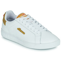 Scarpe Donna Sneakers basse Ellesse CAMPO Bianco / Oro