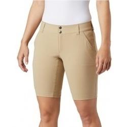 Abbigliamento Donna Shorts / Bermuda Columbia Saturday Trail Long Short beige