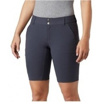 Abbigliamento Donna Shorts / Bermuda Columbia Saturday Trail Long Short blu