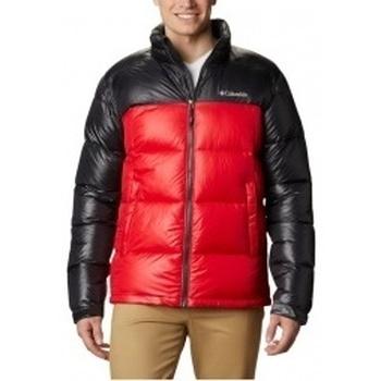Abbigliamento Uomo Piumini Columbia Pike Lake Jacket rosso