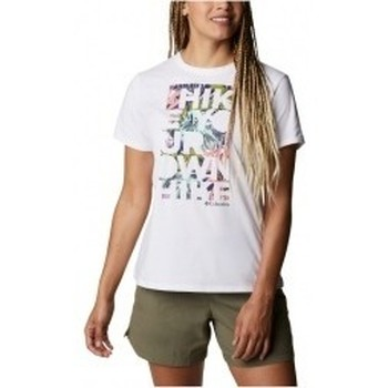 Abbigliamento Donna T-shirt maniche corte Columbia Sun Trek W Graphic Tee Altri