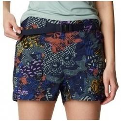 Abbigliamento Donna Shorts / Bermuda Columbia W Summerdry Cargo Shorts blu