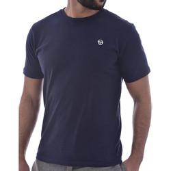 Abbigliamento Uomo T-shirt maniche corte Sergio Tacchini ST-103.10007 Blu