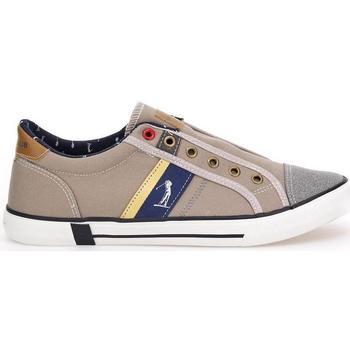 Scarpe Uomo Sneakers basse Golf Club 110 MARRONE