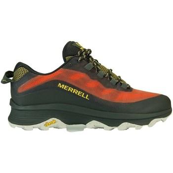Scarpe Uomo Sneakers basse Merrell Moab Speed Nero