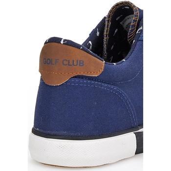 Scarpe Uomo Sneakers Golf Club 110 BLU