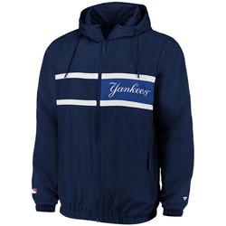 Abbigliamento Uomo Giubbotti Fanatics 2049MNVYPAPNYY Blu