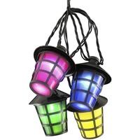 Casa Lampade da esterno  Konstsmide Catena luminosa Multicolore
