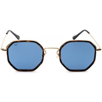 Orologi & Gioielli Occhiali da sole Sunxy Leucade Blu