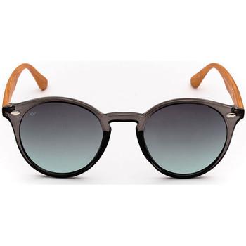 Orologi & Gioielli Occhiali da sole Sunxy Pantelaria Nero