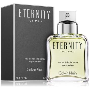 Bellezza Uomo Eau de toilette Calvin Klein Jeans Eternity Uomo  100 ml