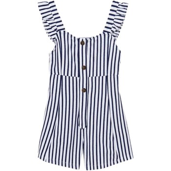 Abbigliamento Bambina Tuta jumpsuit / Salopette Mayoral ATRMPN-27800 Blu