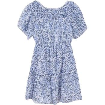 Abbigliamento Bambina Abiti corti Mayoral ATRMPN-27815 Blu