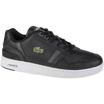 Scarpe Uomo Sneakers basse Lacoste T-Clip Noir