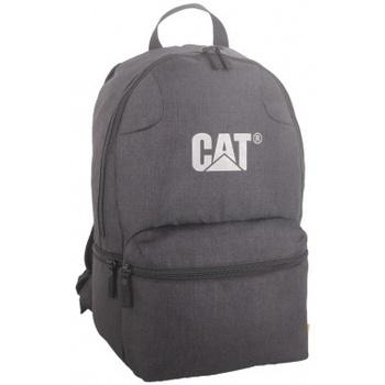 Borse Zaini Caterpillar Escola Backpack grigio