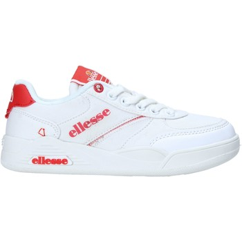 Scarpe Unisex bambino Sneakers basse Ellesse ES0061T Bianco