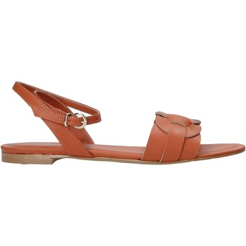Scarpe Donna Sandali Grace Shoes 081006 Arancio