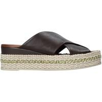 Scarpe Donna Ciabatte Bueno Shoes 21WQ5907 Nero