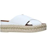 Scarpe Donna Ciabatte Bueno Shoes 21WQ5907 Bianco