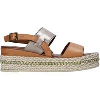 Scarpe Donna Sandali Bueno Shoes 21WS5200 Marrone