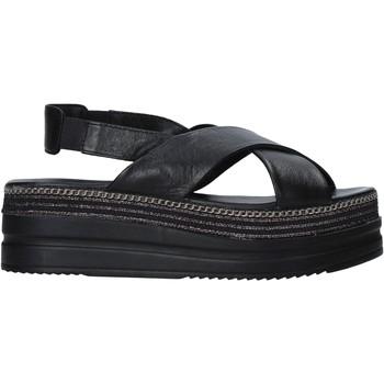 Scarpe Donna Sandali Bueno Shoes 21WS5702 Nero