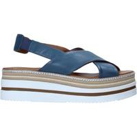 Scarpe Donna Sandali Bueno Shoes 21WS5702 Blu