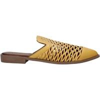Scarpe Donna Zoccoli Bueno Shoes 21WN0103 Giallo