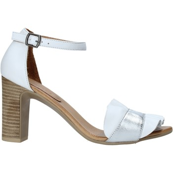 Scarpe Donna Sandali Bueno Shoes 21WN4300 Bianco
