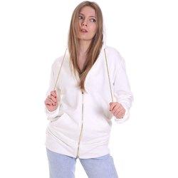 Abbigliamento Donna Felpe Cristinaeffe 4963 Bianco