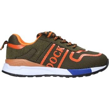 Scarpe Unisex bambino Sneakers basse Docksteps TODAY-1 Verde