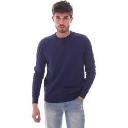 Abbigliamento Uomo Maglioni Key Up 2M50U 0001 Blu