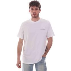 Abbigliamento Uomo T-shirt maniche corte Dockers 27406-0115 Bianco